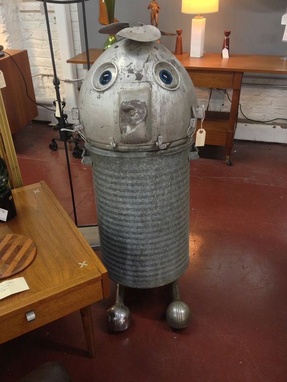 Mr. Rolling Robot