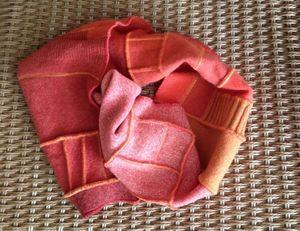 OraNge scarf - 14