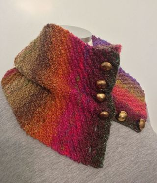 Autumn cowl - 15