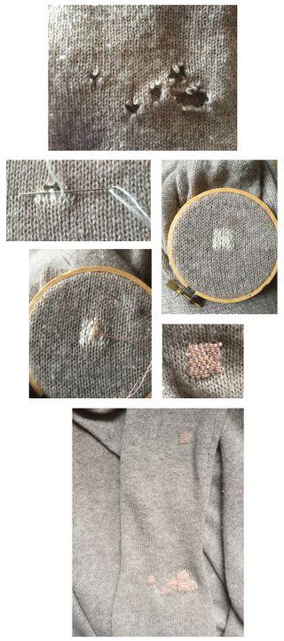 SweaterRepair